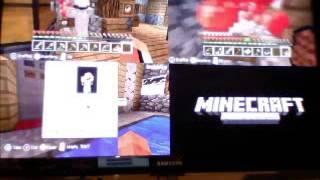 Minecraft Family Ep 1