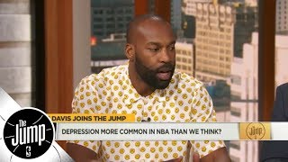 Baron Davis: Depression is