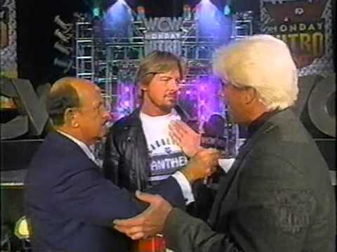 Ric Flair and Roddy Piper Interview