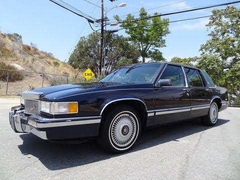 cadillac-deville-sedan-dts-4.9l-v8-start-up-&-test-drive-cadi-de-ville-85,000-miles-video-review