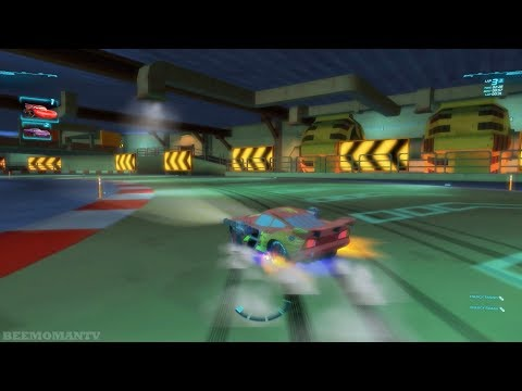 Cars 2: The Video Game C.H.R.O.M.E.  Missions Walkthrough Part 2 - All Clearence Level 1 Missions