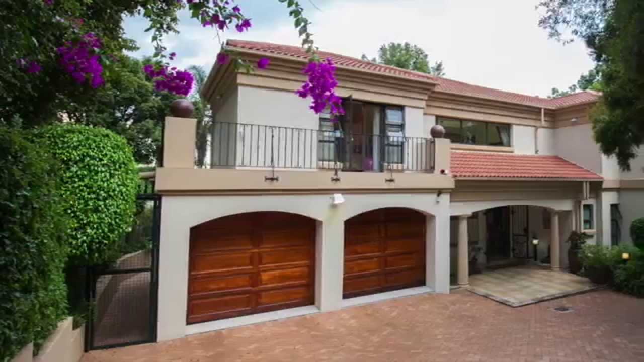 4 Bedroom House For In Waterkloof Pam Golding Properties You