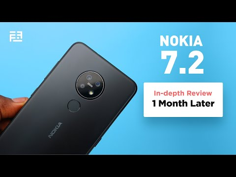 Nokia 7.2 Unboxing and Review After 1 Month of Use!