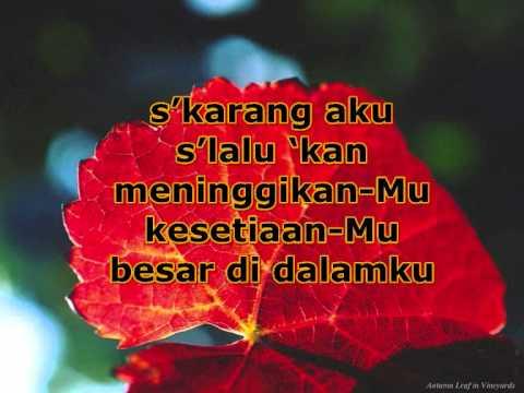 True Worshippers - Besar Di Dalamku (With Lyrics)