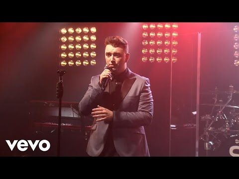 Sam Smith - Leave Your Lover  Honda Stage at the iHeartRadio Theater
