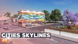Cities Skylines 2019 | #11 | Szkoła podstawowa