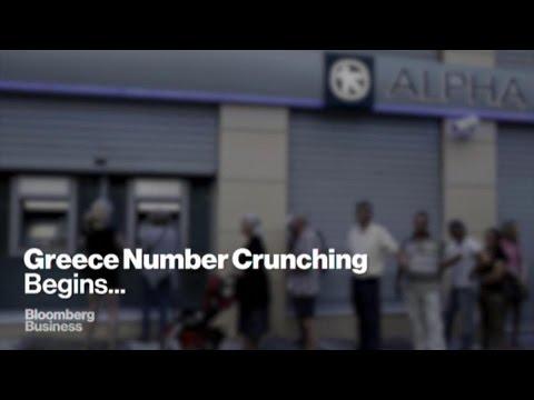 Greece's Finances Given a Closer Look