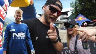 Dawid Godziek PUCHAR JEST NASZ | Glemmride 2019 Treneiro VLOG²