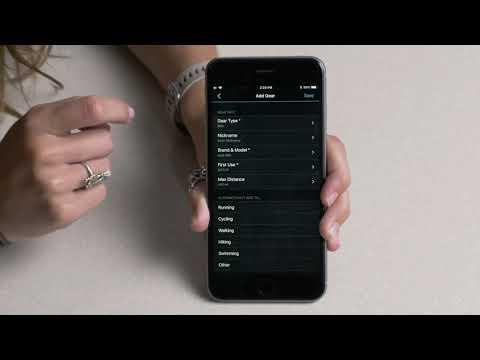 Garmin Support : ajout d'équipement dans Garmin Connect Mobile (Apple)