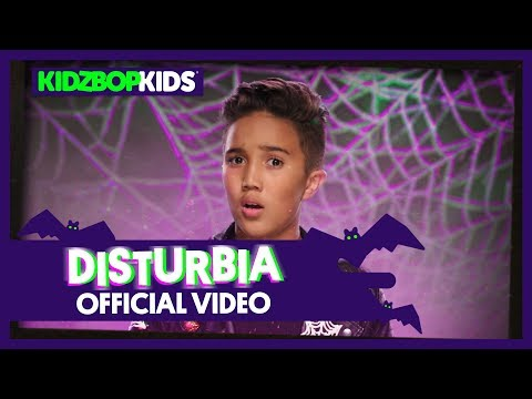 KIDZ BOP Kids – Disturbia (Official Music Video) [KIDZ BOP Halloween]