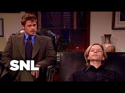 David Spade Therapy Cold Opening - Saturday Night Live