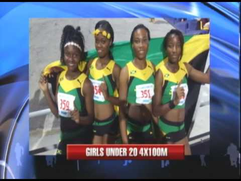 Jamaica Finishes CARIFTA With Style - Prime Time Sports - April 16 2017