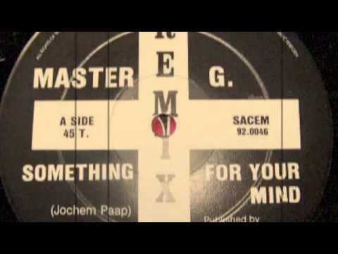 Jochem Paap - Something For Your Mind (Remix) - Asmodee Productions