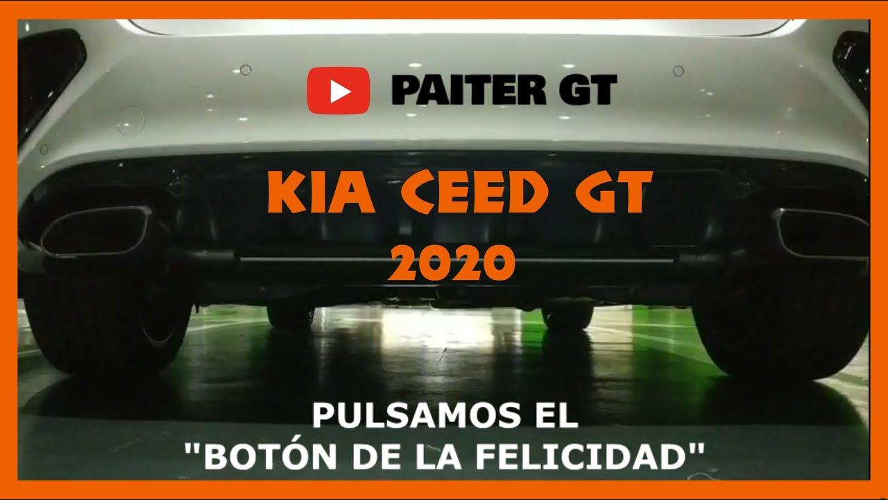 KIA CEED GT 2020 [204CV] [MODO SPORT] [MY2020]