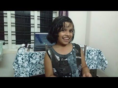 7 year old sings Thwaha Rasoolinte | Nabidina Song -Unplugged 2017