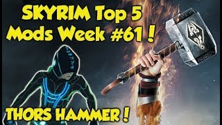Skyrim Remastered Top 5 Mods of the Week #61 (Xbox One Mods)