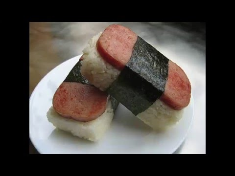 Anthem to Musubi (1 2 3 Spam Musubi)