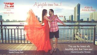 Nishka Lulla & Dhruv Mehra: Wedding Film | Anantara, Bangkok (Din Shagna Da)