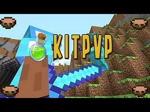 сервера майнкрафт 1 8 8 с мини игрой kit pvp #10