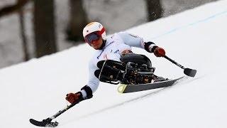 Akira Kano | Men's downhill sitting | Alpine skiing | Sochi 2014 Paralympics