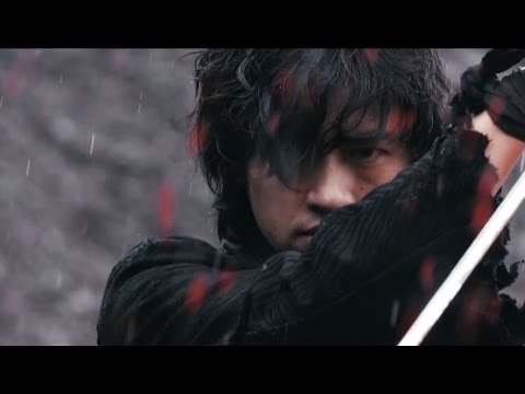 画像: 斎藤工が忍者に!映画「虎影」予告編 #The Ninja War of Torakage #movie wrs.search.yahoo.co.jp