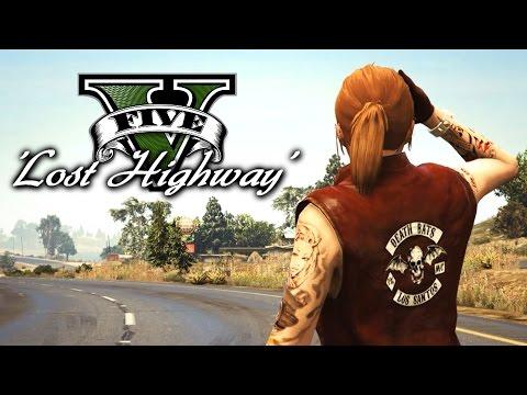 'Lost Highway' - GTAV Rockstar Editor Video (Xbox One/PC)