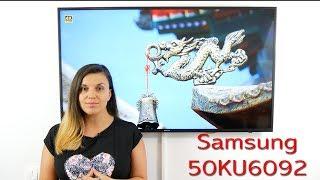 Samsung 50KU6092 - Probabil cel mai ieftin SmartTV 4K de 125cm