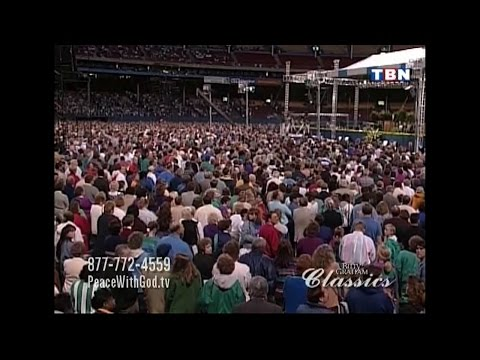 Billy Graham - Born again - Cleveland OH
