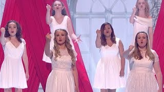 Angelic Performance by Angelicus Celtis Choir | Semi Final 4 | Britain's Got Talent 2017