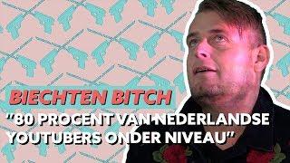 KINGALERT OVER REACTIEVIDEO VAN LINKTIJGER   BIECHTEN BITCH #CLUBHUB