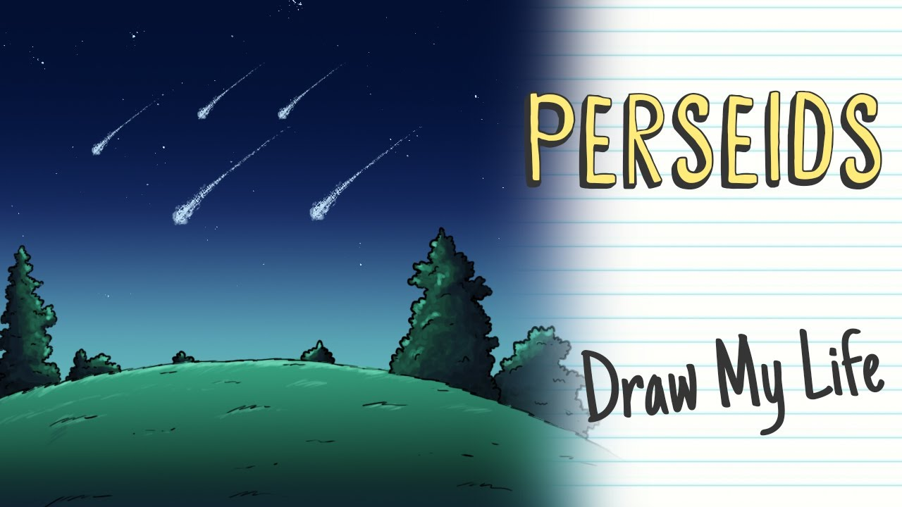 THE PERSEIDS | Draw My Life