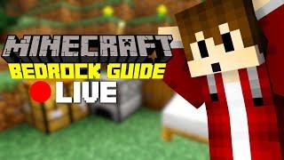 Minecraft Bedrock Guide Lİve | LarsLP