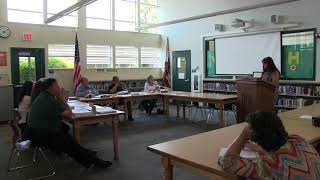 6/6/2018 Willits Unified Board Meeting