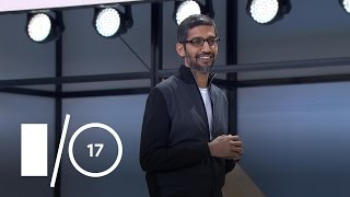 Video Google I/O Keynote (Google I/O '17) download MP3, 3GP, MP4, WEBM, AVI, FLV September 2017