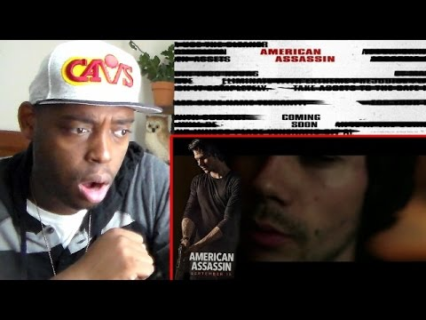 Thumbnail: AMERICAN ASSASSIN Trailer REACTION!!!