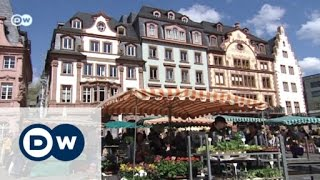Mainz - The Romans, Gutenberg and Carnival | Discover Germany