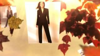 видео женские деловые костюмы