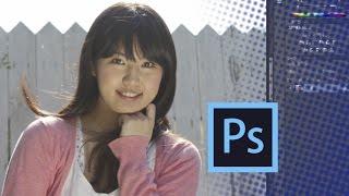 Photoshop CC 2015 使い方講座(2)第二章 シェイプレイヤー【アテイン株式会社】