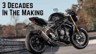 2021 Triumph Speed Triple 1200 RS  | Teaser