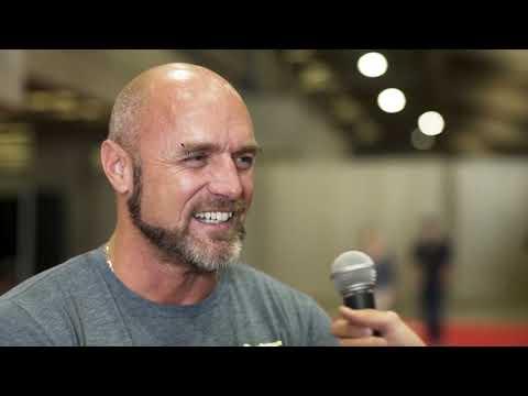 Voxpop sur la nutrition au Salon de l'Entraînement Physique et du Sport