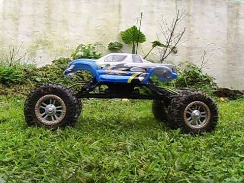 An impartial review of the one eighth scale HBX Basilisk rock crawler.