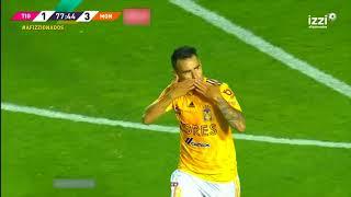 Gol de L. Zelarayán | Tigres UANL 2 - 3 Morelia | Liga MX - Clausura 2019  - Jornada 15