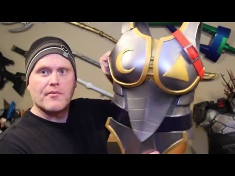 Epsilon Resin Part 1: the FAQ for Foam Props and Cosplay