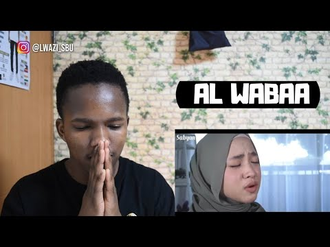 SABYAN - AL WABAA' (Official Music Video) Virus Corona - REACTION