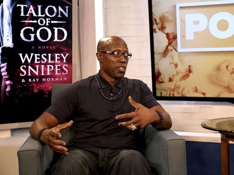ABC News Popcorn With Peter Travers : Wesley Snipes Interview (2017)