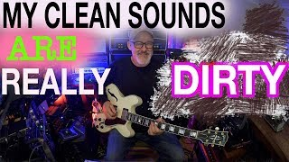 My Clean Sounds Are Really Dirty | Tim Pierce | Guitar Lesson | Learn To Play