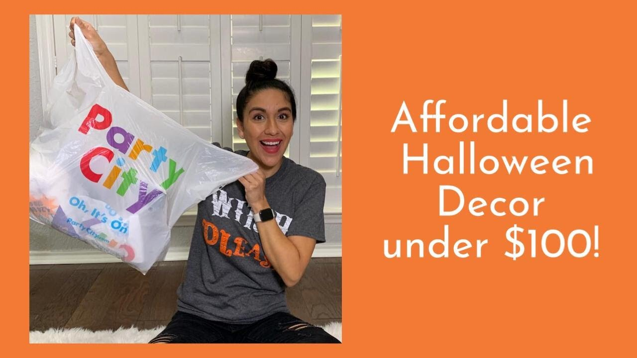 Spooky Halloween Decor under $100