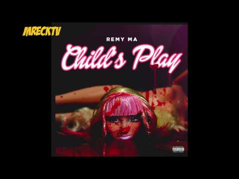Remy Ma 'Childs Play' (Nicki Minaj Diss) (Second Diss To Nicky) Dropping Soon?