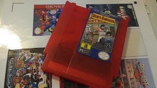 How to Make Labels for NES, SNES and Genesis