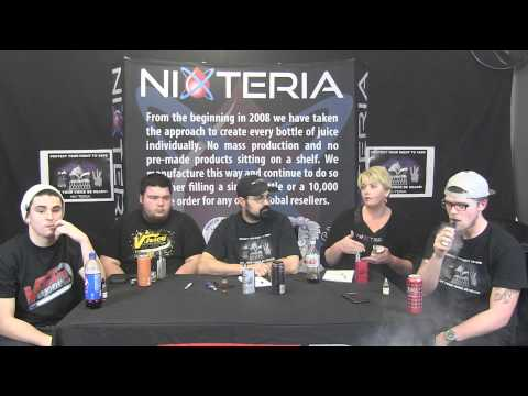 Late Night Vaping With Nixteria - S01E02